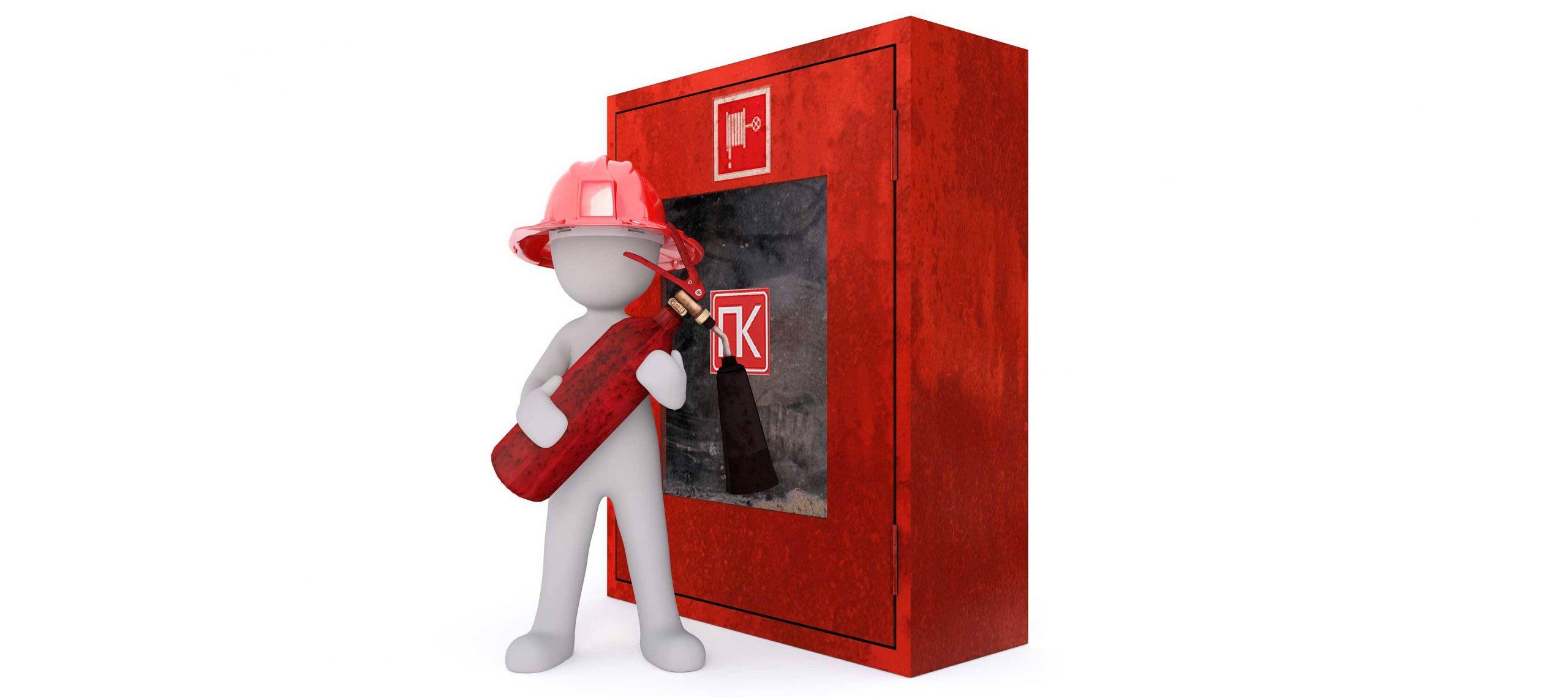 Сократилось число предпринимателей, привлеченных за нарушения пожарной безопасности
